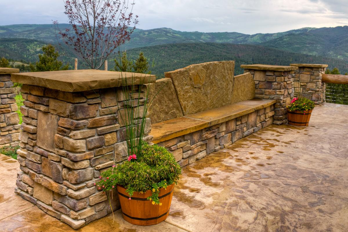 Authentic-Inc-Bridger-rock-outdoor-seat