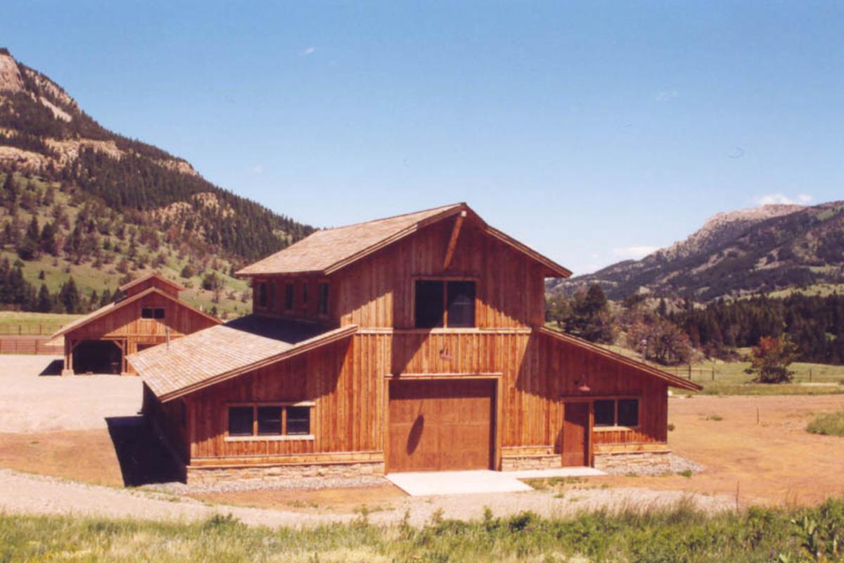 Dearborn-River-Ranch-garage-caretaker