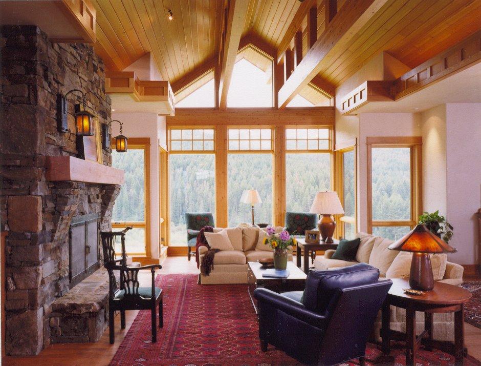 Gallatin Valley Residence-living